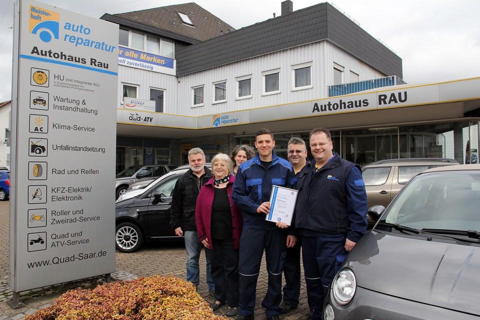 Autohaus Rau